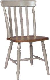 Cottage Chair Willow & Espresso