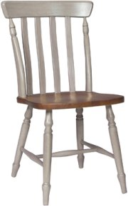 Cottage Chair Willow & Espresso Product Image