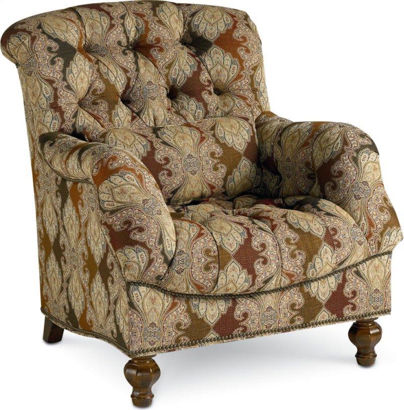 Ernest Hemingway Walden Chair Fabric