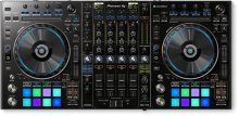 Flagship 4-channel controller for rekordbox dj