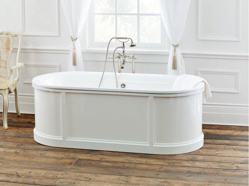 Buckingham Cast Iron Bathtub