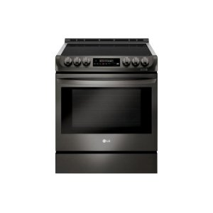 LG Appliances6.3 cu. ft. Smart wi-fi Enabled Induction Slide-in Range with ProBake Convection(R) and EasyClean(R)
