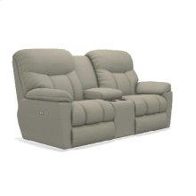 Morrison Power Reclining Loveseat w/ Console