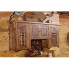 Stony Brooke - 4 Door Hanging Back Bar Cupboard Product Image