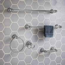 TR Series Towel Ring - Polished Chrome