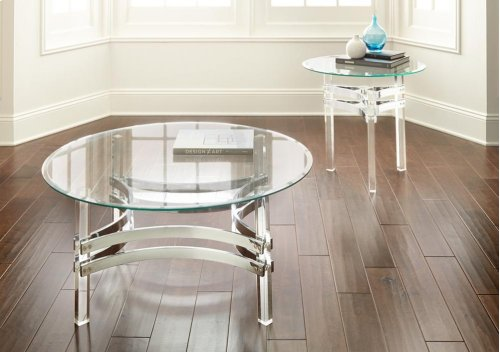 """Clayhill End Table 24""""x24""""x24"""""""