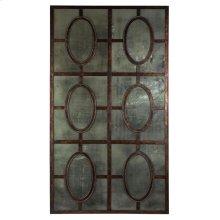 Antiqued Mirror