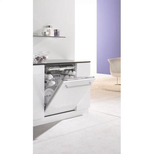 Fully-Integrated, Full-size Dishwasher