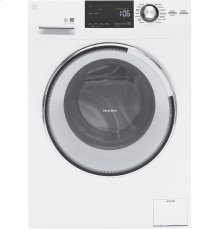GE® 2.4 DOE cu. ft. Frontload Washer with Steam