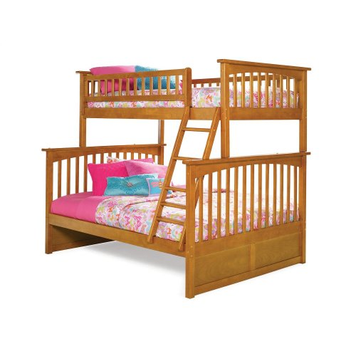 Ab55207 In By Atlantic Furniture In Mineola Ny Columbia Bunk Bed