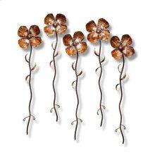 Poppies (S/5)