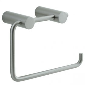 Techno - Dual Post Paper Holder - Polished Chrome