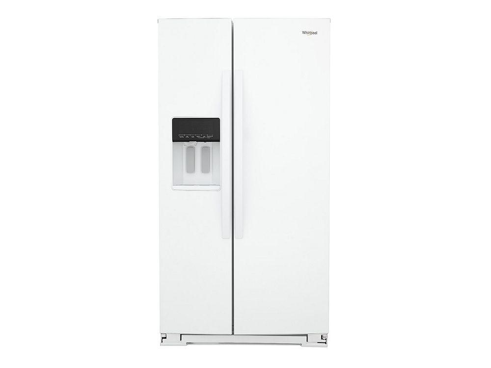Buy Whirlpool Refrigerators In Boston Side X Side Wrs588fihz