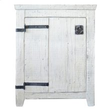 "24"" Americana Vanity in Whitewash"