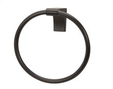 Luna Towel Ring A6840 - Bronze