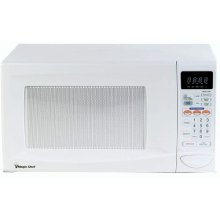 1.1 cu. ft./ Microwave Oven/ 1000W/ Turntable/ White
