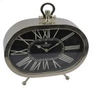 Bond Street Oval Clock Product Image