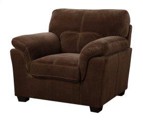 Emerald Home Gunter Chair Mocha Brown U3690-02-05