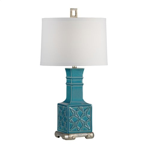 Lila Lamp - Teal