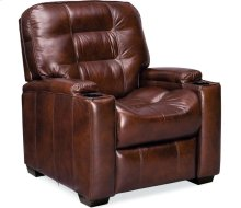 Latham Media Recliner with Cup Holder (Manual) (Fabric)
