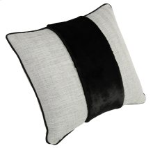 "Decorative Pillows Center Band (23"" x 21"")"