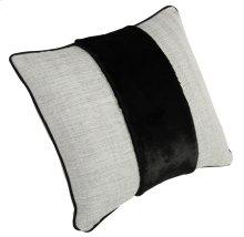 "Decorative Pillows Center Band (23"" x 21"")"