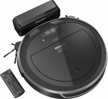 Scout RX2 Home Vision - SLQL0 30 Robot vacuum cleaner with live image feed and 2 hours runtime with the best cleaning performance.