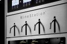 "20"" Stainless Steel Wine Station Product Image"