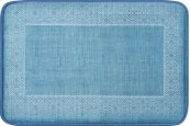 Luxor Home - LXH1006 Blue Rug