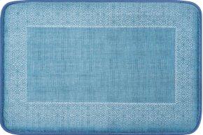 Luxor Home - LXH1006 Blue Rug