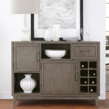 Vogue - Console Sideboard - Gray Wash Finish
