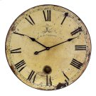 Large Wall Clock with Pendulum Product Image
