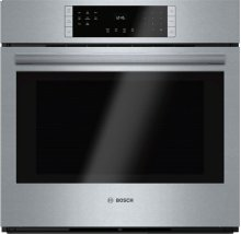 """800 Series 30"""" Single Wall Oven 800 Series - Stainless Steel HBL8451UC"""