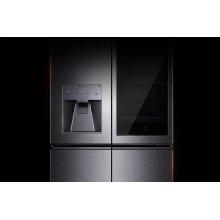 LG SIGNATURE 23 cu. ft. Smart wi-fi Enabled InstaView Door-in-Door® Counter-Depth Refrigerator