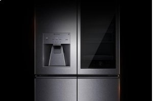 LG SIGNATURE 23 cu. ft. Smart wi-fi Enabled InstaView Door-in-Door® Counter-Depth Refrigerator Product Image