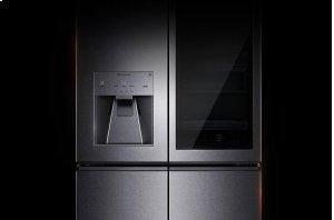 LG SIGNATURE 23 cu. ft. Smart wi-fi Enabled InstaView Door-in-Door® Counter-Depth Refrigerator Product Image