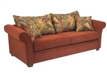 #6244 Usher Rust/Presto Spice Living Room
