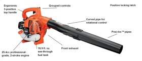 PB-250 Outstanding Handheld Leaf Blower