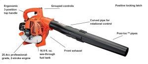PB-250 Outstanding Handheld Leaf Blower