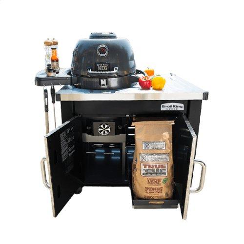 Keg Grilling Cabinet