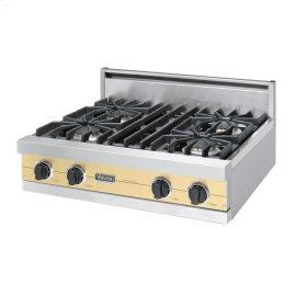 """Golden Mist 30"""" Sealed Burner Rangetop - VGRT (30"""" Wide, four burner)"""