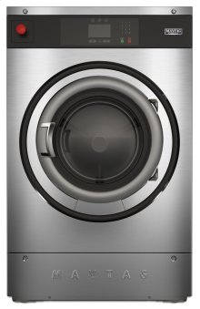 Commercial Multi-Load Rigid-Mount Washer, OPL 55lb