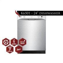 """K6501D - 24"""" Dishwasher"""
