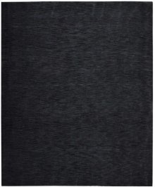 Christopher Guy Mohair Collection Cgm01 Noir Square Rug 8' X 8'