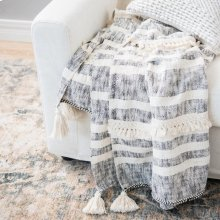 Natalia Tassel Throw