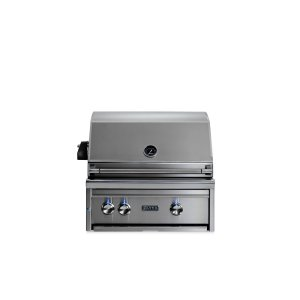 "Lynx27"" Lynx Professional Built In Grill with 1 Trident and 1 Ceramic Burner and Rotisserie, NG"