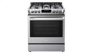 6.3 cu. ft. Gas Single Oven Slide-in Range with ProBake Convection® and EasyClean® Product Image