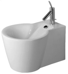 White Starck 1 Bidet Wall-mounted