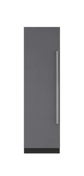 """24"""" Integrated Column Refrigerator/Freezer with ice maker - Panel Ready"""