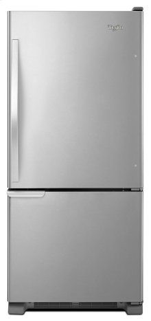 *SCRATCH AND DENT* 30-inches wide Bottom-Freezer Refrigerator with Accu-Chill System - 18.7 cu. ft.